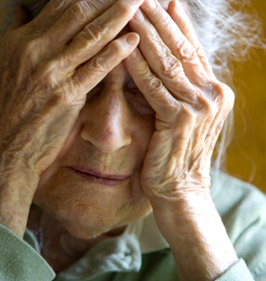 Is your loved one with Alzheimer's sundowning?