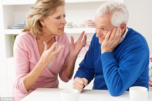Behavior and Personality changes in a loved one with Alzheimer's disease