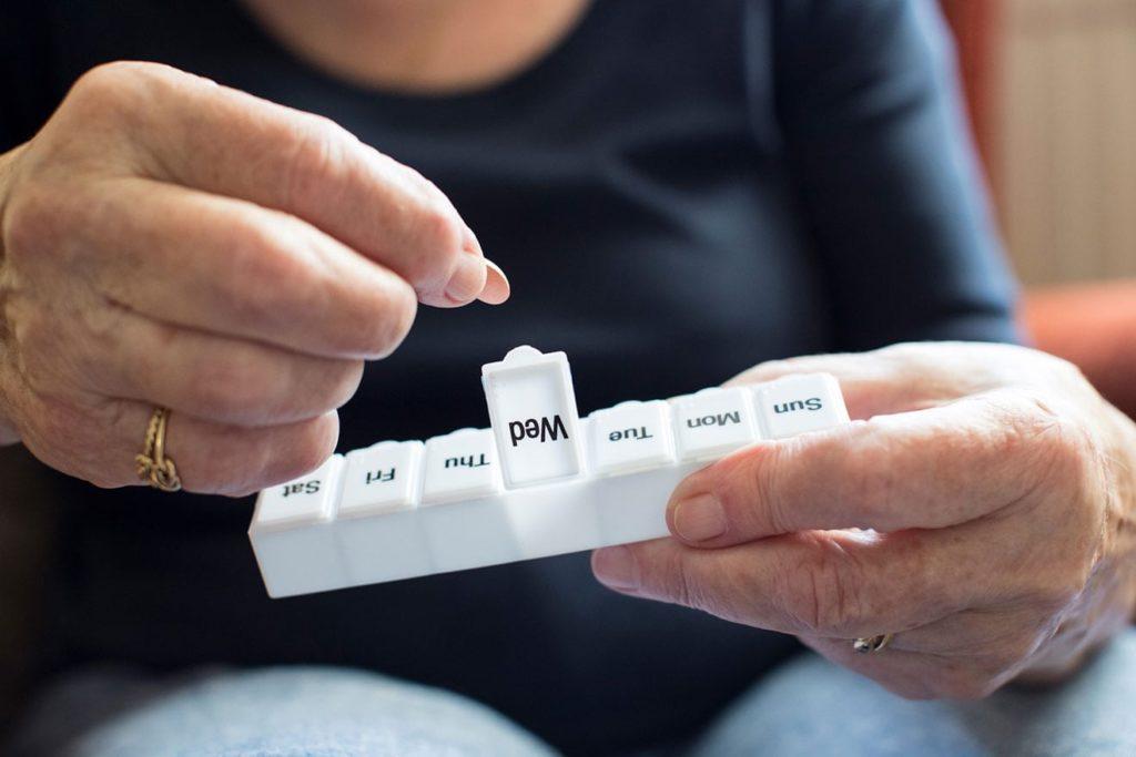 medications and seniors